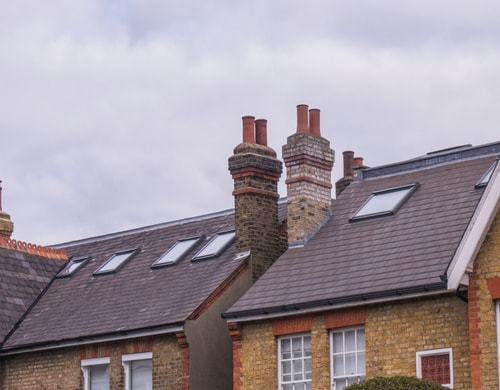 image of windows in building conversion
