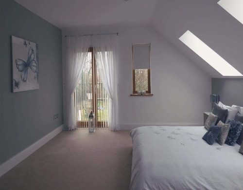 image of inside loft conversion
